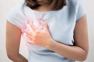 Боли при климаксе в молочной железе