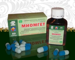Гомеопатия при миоме