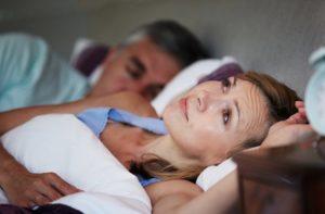 Нарушение сна при климаксе лечение