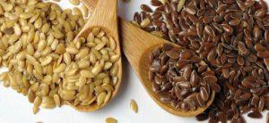 Семена льна при миоме