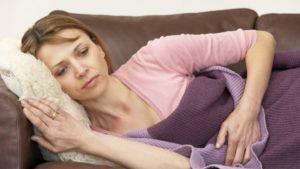 Боли внизу живота при климаксе у женщин причины