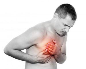 Боль в левой молочной железе