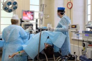 Лапароскопия кисты яичника сколько стоит