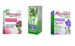 Успокоительные препараты при климаксе у женщин