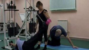 Бубновский упражнения миома