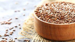 Как при климаксе принимать семя льна