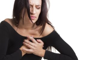Боль в молочной железе острая