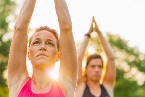 Йога при миоме комплекс упражнений