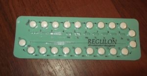 Регулон при кисте яичника