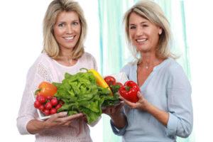 Похудение при климаксе у женщин