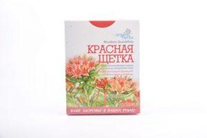 Красная щетка лечебные свойства для женщин при климаксе