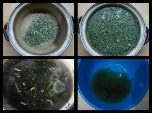 Крапива лечебные свойства в гинекологии при климаксе