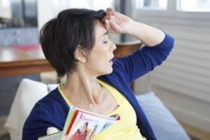 Признаки климакса у женщин в 43 года