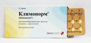 Препараты содержащие эстрогены при климаксе