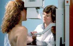 Как проходит маммография молочной железы
