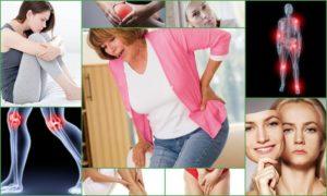 При климаксе болят суставы что делать