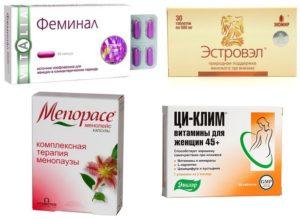 Противозачаточные таблетки при климаксе после 50 лет