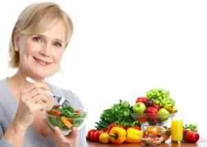 Климакс питание