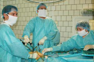 Удаление матки эндометриоз