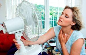 Симптомы климакса у женщин в 45 лет если кидает в жар или холод