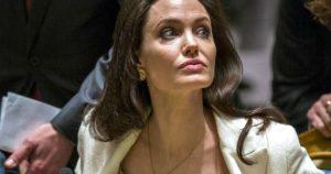 Джоли анджелина удалила яичники