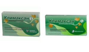 Препараты для искусственного климакса
