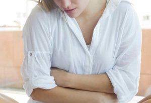 При климаксе болит низ живота и спина