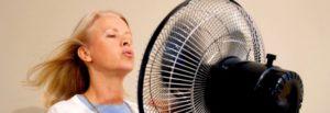 Почему при климаксе в жар бросает