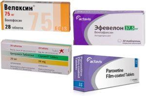 Антидепрессанты при климаксе у женщин