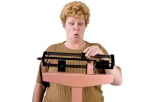 Увеличение веса при климаксе