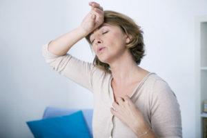 При климаксе зуд тела