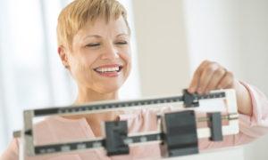 Климакс и похудение