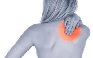 Боль в молочной железе при остеохондрозе