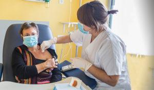 Как проводится химиотерапия при раке молочной железы