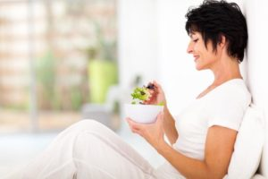 Питание во время климакса у женщин