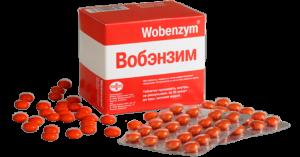 Вобэнзим при эндометриозе