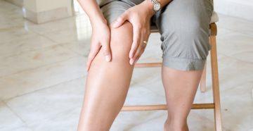 Болят ноги при климаксе