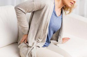 Болит спина при климаксе