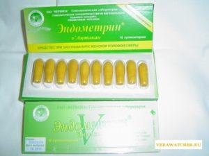 Свечи от эндометриоза и миомы